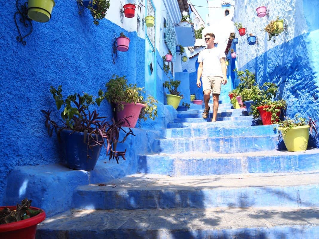 5 AWESOME THINGS TO DO IN THE BLUE CITY OF CHEFCHAOUEN – MOROCCO