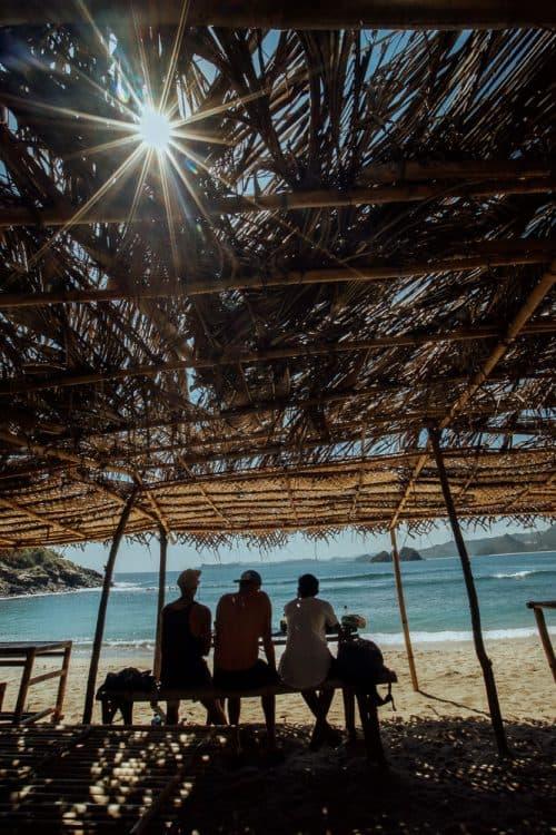 kuta beach lombok, kuta lombok beaches, best beaches in lombok