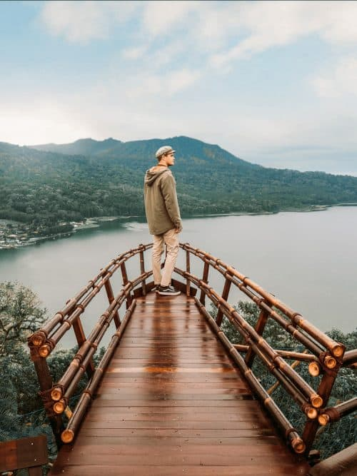 lake buyan bali, best places to visit in bali, places to go in bali, munduk bali, twin lakes bali, bali tour