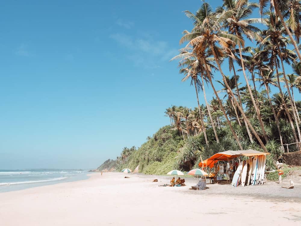 SK TOWN BEACH IN MATARA, SRI LANKA – PHOTO BLOG
