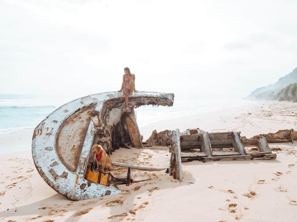 NYANG NYANG BEACH IN ULUWATU, BALI