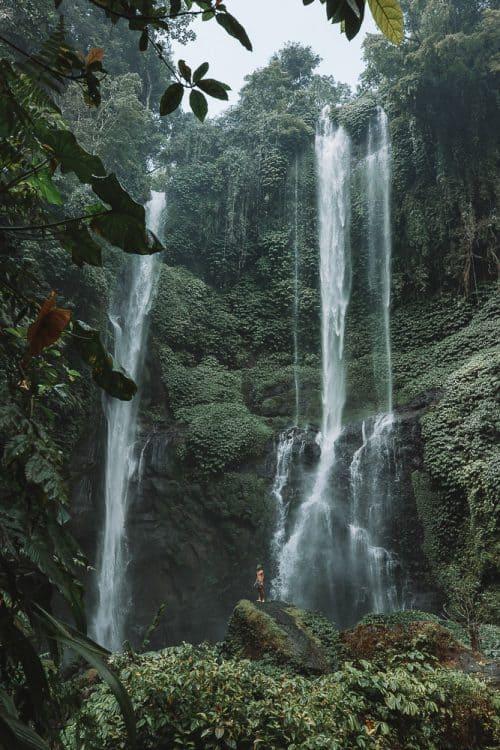 sekumpul waterfall, air terjun sekumpul, sekumpul waterfalls bali, sekumpul, waterfalls bali, bali waterfalls