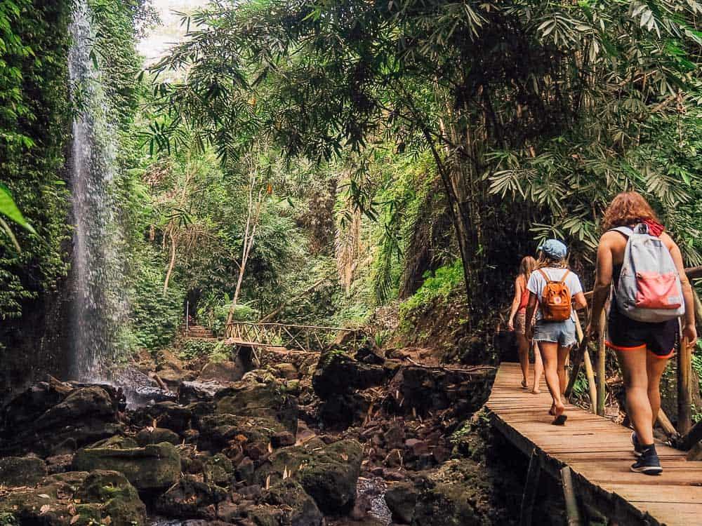tibumana waterfall, tibumana waterfall bali, air terjun tibumana, ubud accommodation, waterfalls near ubud, ubud waterfalls, bali waterfalls, tibumana