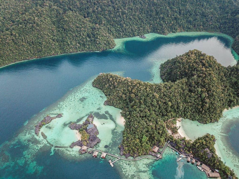 PULAU LABENGKI – ISLAND PARADISE IN SULAWESI