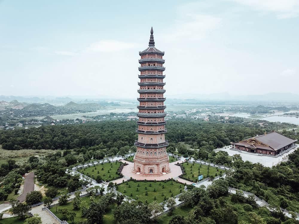 bai dinh pagoda, bai dinh pagoda vietnam, trang an bai dinh, bai dinh pagoda ninh binh, bai dinh pagoda tour