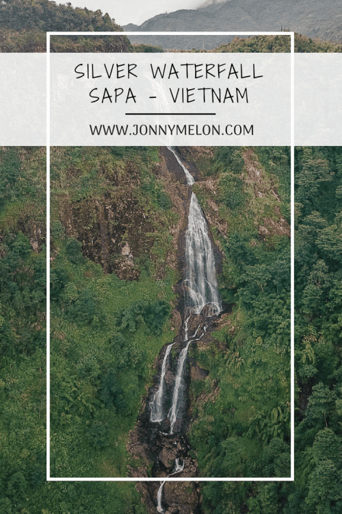 silver waterfall sapa, silver waterfall sapa vietnam, silver waterfall, sapa vietnam, sapa, things to do in sapa, what to do in sapa,