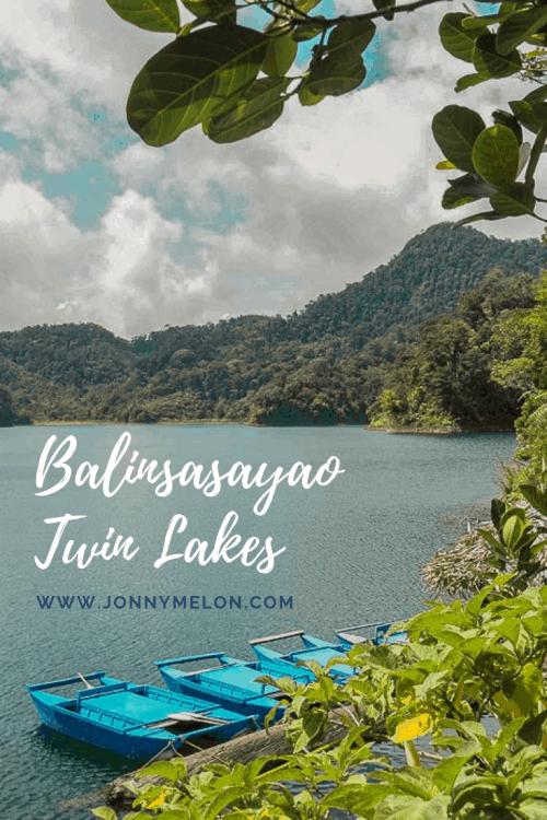 balinsasayao twin lakes