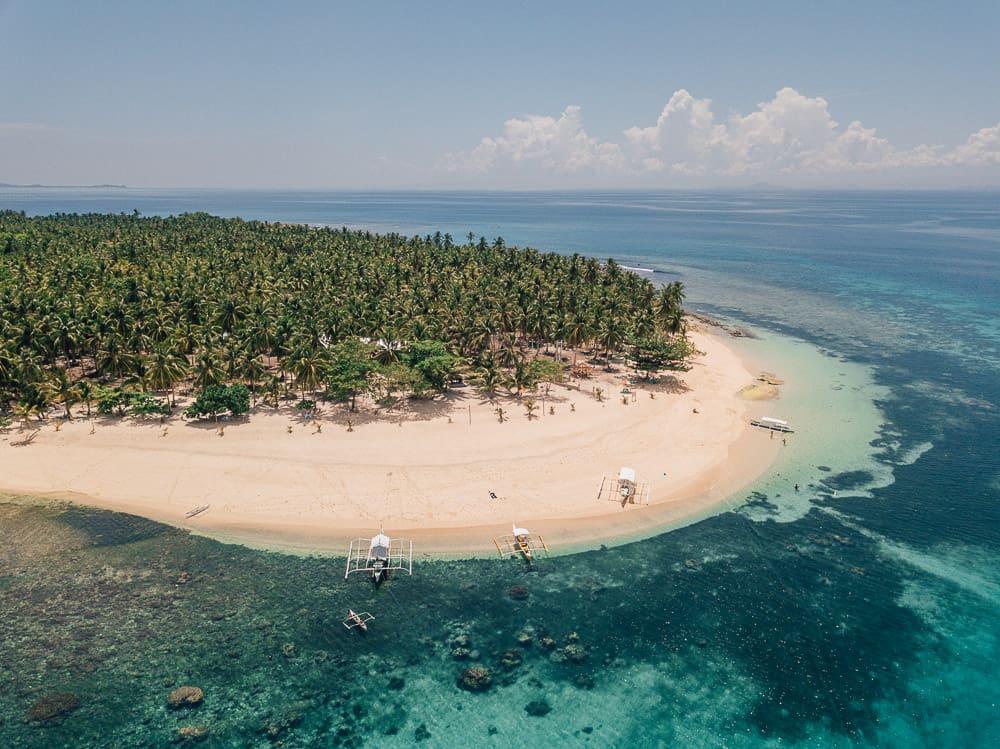 CORREGIDOR ISLAND TOUR IN SIARGAO, PHILIPPINES