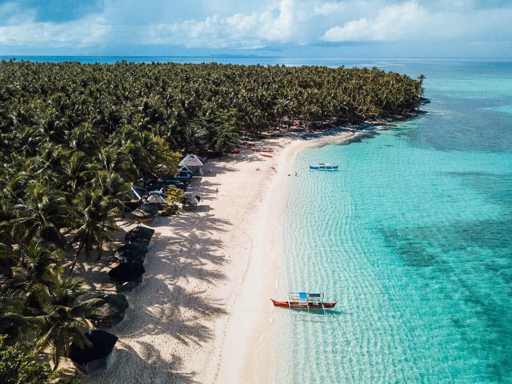 Tri-Island Hopping: Naked Island, Daku Island, and Guyam