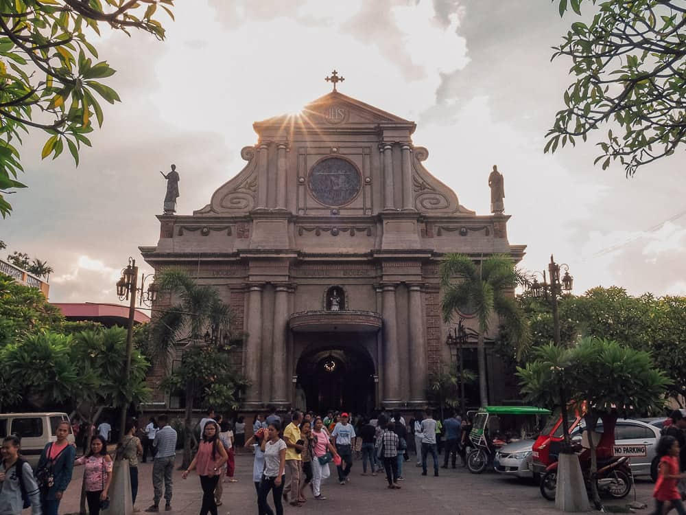 dumaguete tourist spots, things to do in dumaguete, what to see in dumaguete, dumaguete, rizal boulevard, dumaguete itinerary, Campanario De Dumaguete, st catherine of alexandria cathedral