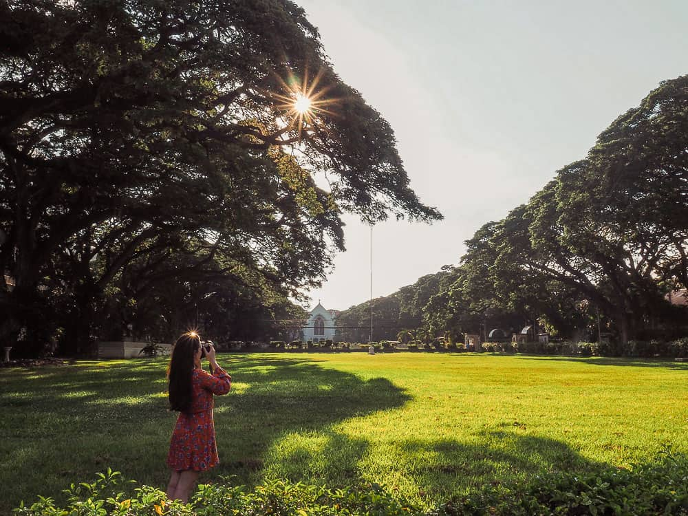 dumaguete tourist spots, things to do in dumaguete, what to see in dumaguete, dumaguete, rizal boulevard, dumaguete itinerary, silliman university