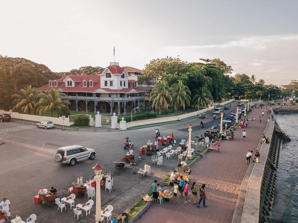 dumaguete tourist spots, things to do in dumaguete, what to see in dumaguete, dumaguete, rizal boulevard