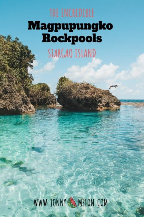 magpupungko rockpools