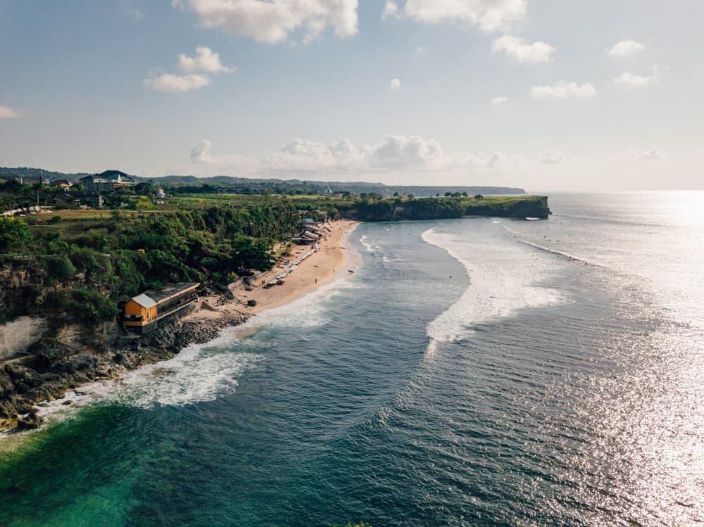 BALANGAN BEACH IN ULUWATU – BALI