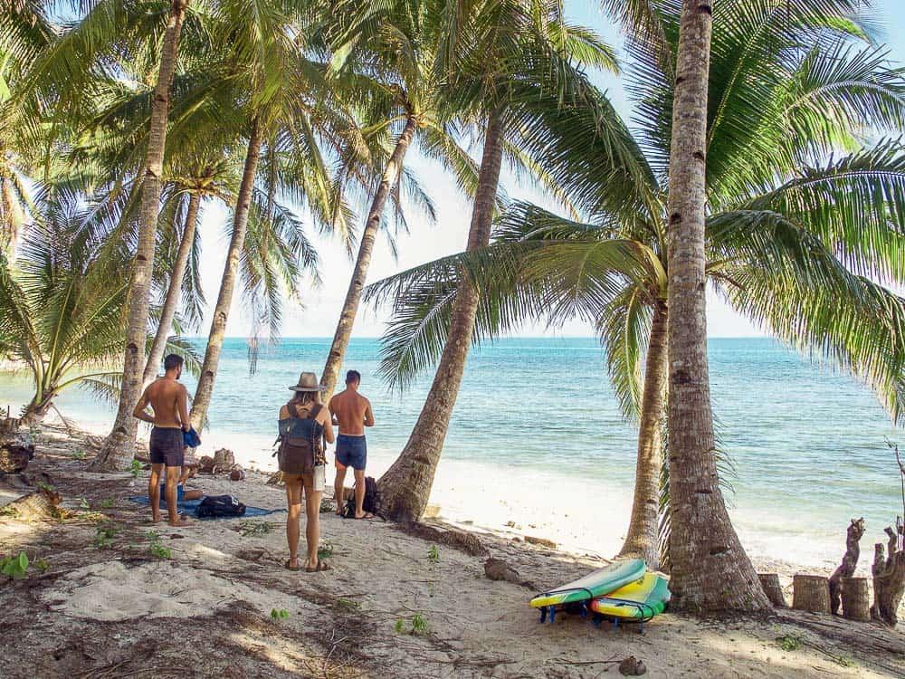 secret beach siargao, siargao beach, guiwan beach siargao, guiwan beach