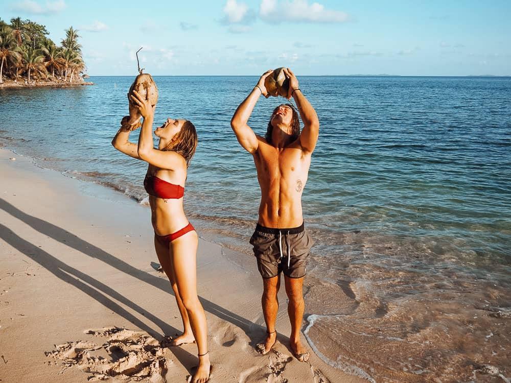 secret beach siargao, siargao beach, guiyan beach siargao, guiyan beach