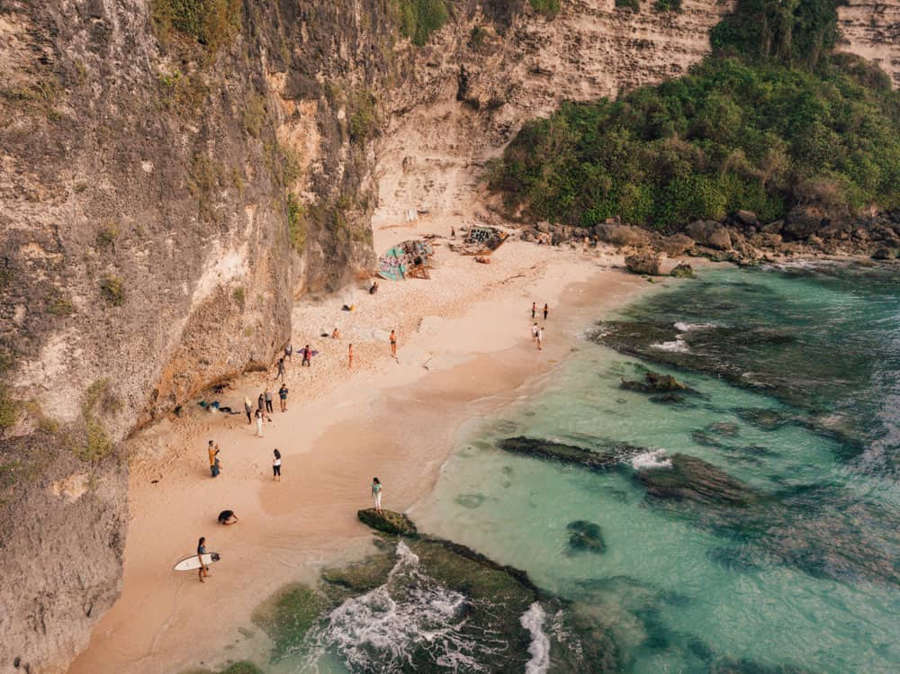 SULUBAN BEACH IN ULUWATU • The Ultimate Guide 2020 | Jonny Melon