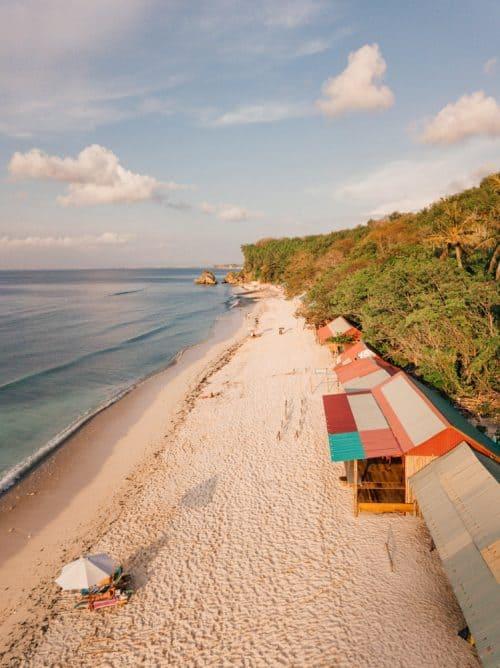 thomas beach bali, thomas beach, thomas beach uluwatu, pantai thomas bali