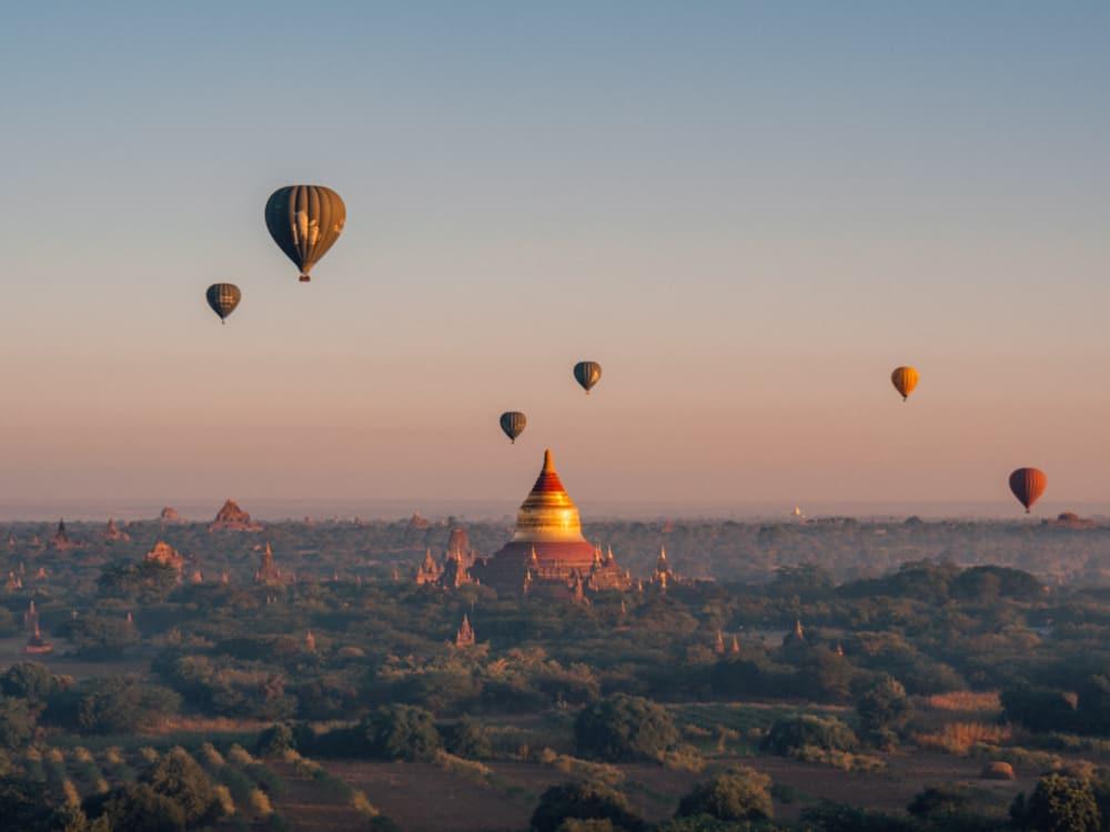 balloons over bagan, bagan hot air balloon, bagan balloon, bagan hot air balloon price, bagan balloon ride,