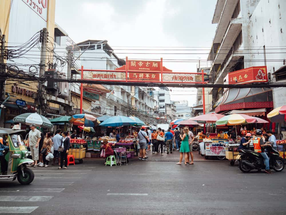 chinatown bangkok, things to do in bangkok in 3 days, bangkok itinerary