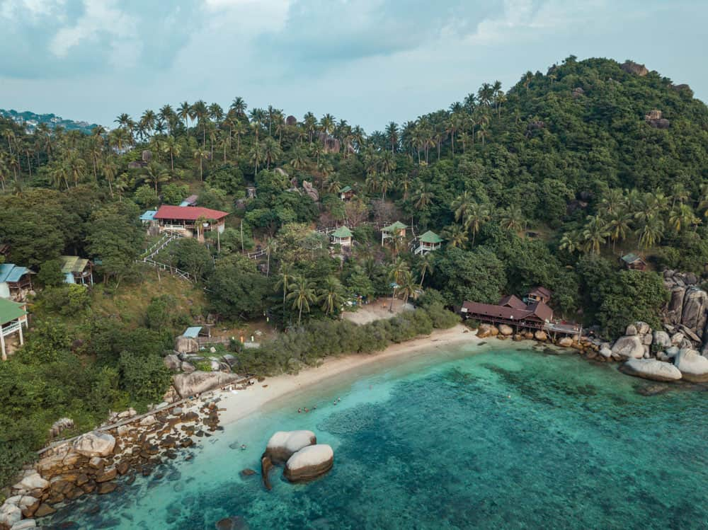 FREEDOM BEACH ON KOH TAO ISLAND – THE ULTIMATE GUIDE