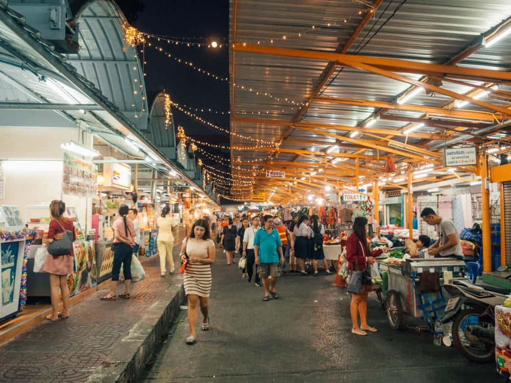 Klong san market, warehouse 30 bangkok, warehouse 30, creative district bangkok