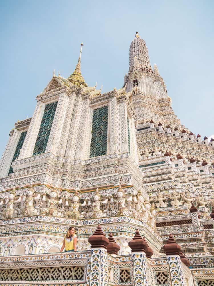 wat arun temple bangkok, wat arun temple