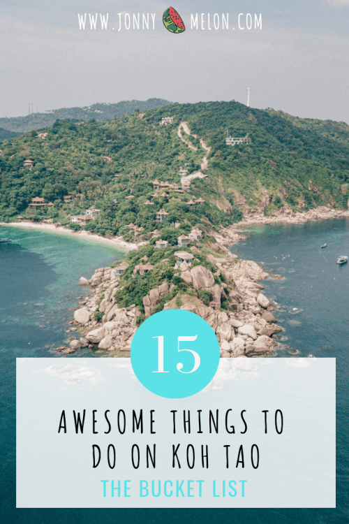 THINGS TO DO KOH TAO e1546930529626