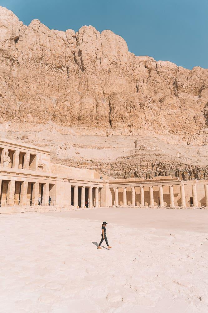 al deir al bahari temple 6