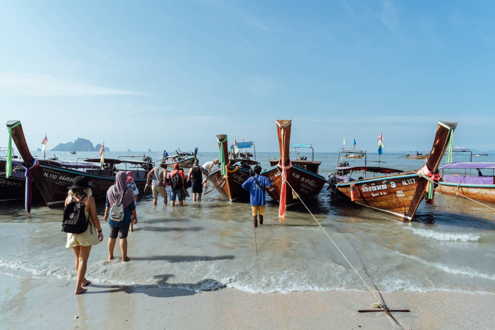 ao nang beach 2