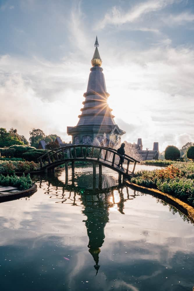 what to do in chiang mai in 3 days, thigns to do in chiang mai, best things to do in chiang mai, doi inthanon national park, great holy relics temple