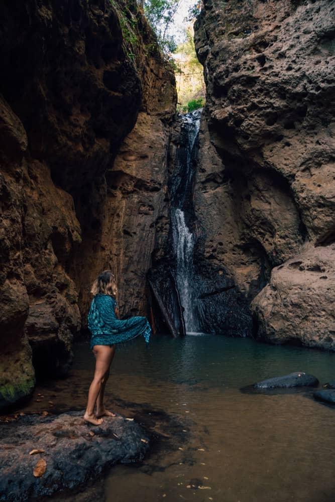 pambok waterfall, pam bok waterfall, pam bok waterfall pai