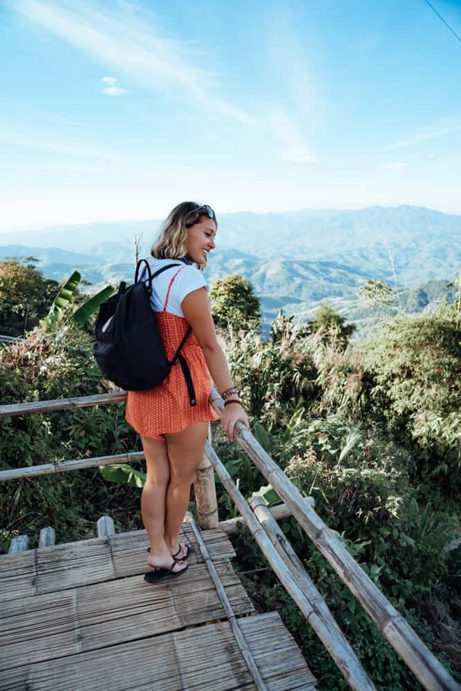 chiang rai tour, things to do in chiang rai, mae kajan hot spring, doi tung botanic gardens, doi tung