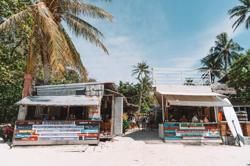 best beaches in krabi, tonsai beach, krabi beach, things to do in krabi, railay beach krabi, railay beach west, west railay beach