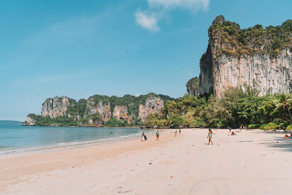 railay beach 3