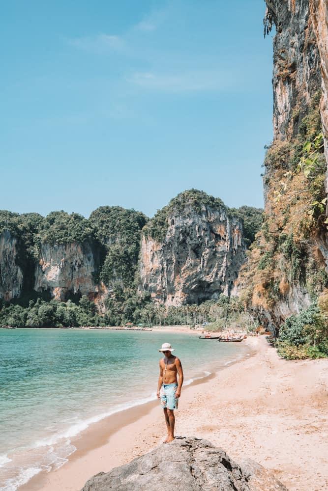tonsai beach krabi thailand 35