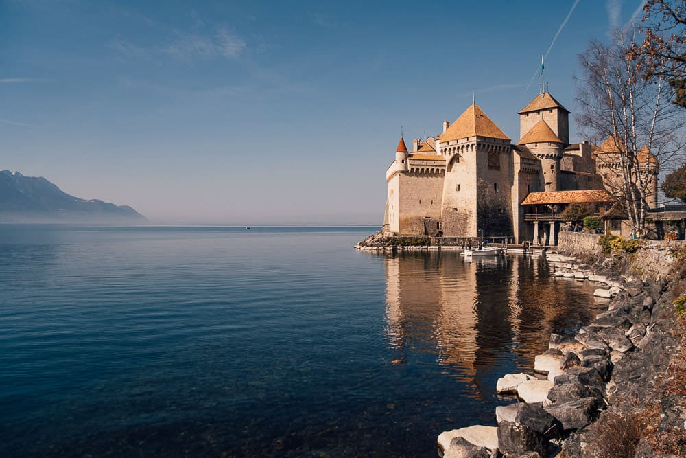 switzerland itinerary, montreux, things to do in montreux, swiss travel pass, switzerland travel itinerary