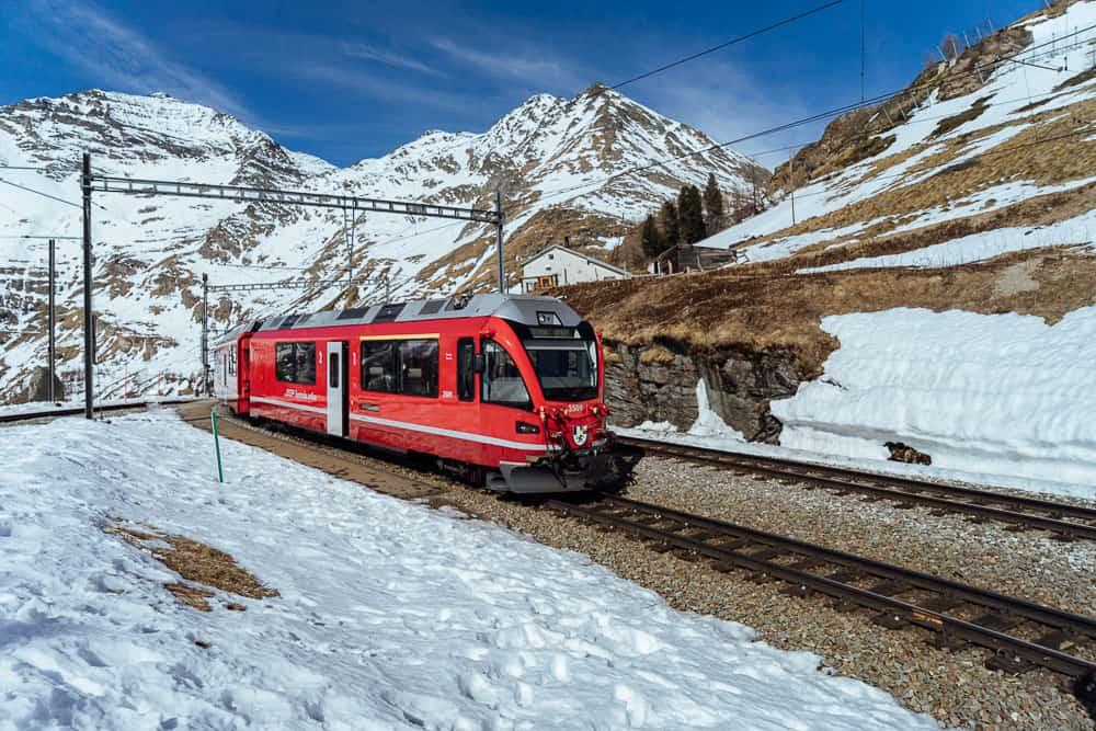 glacier express, switzerland itinerary, glacier express switzerland, landwasser viaduct, bernina express