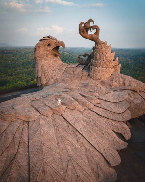 jatayu park kerala, jatayu nature park kerala, jadayu para photos, jatayu sculpture india, eagle statue in kerala, jatayu images, jatayu kerala, jatayupara adventure park, jatayu earths centre, jatayu, jatayu nature park, jatayu national park, jatayu park, jatayu sculpture, jatayupara, jatayu statue, jatayu bird, jadayu para, jadayu rock