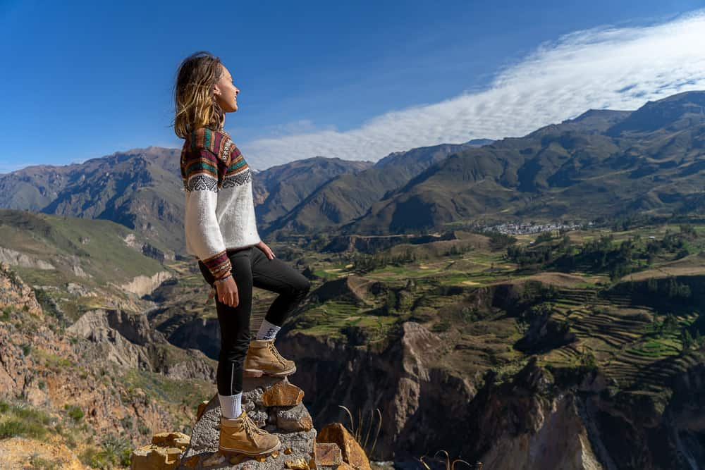 COLCA CANYON TOUR IN PERU – A COMPLETE GUIDE