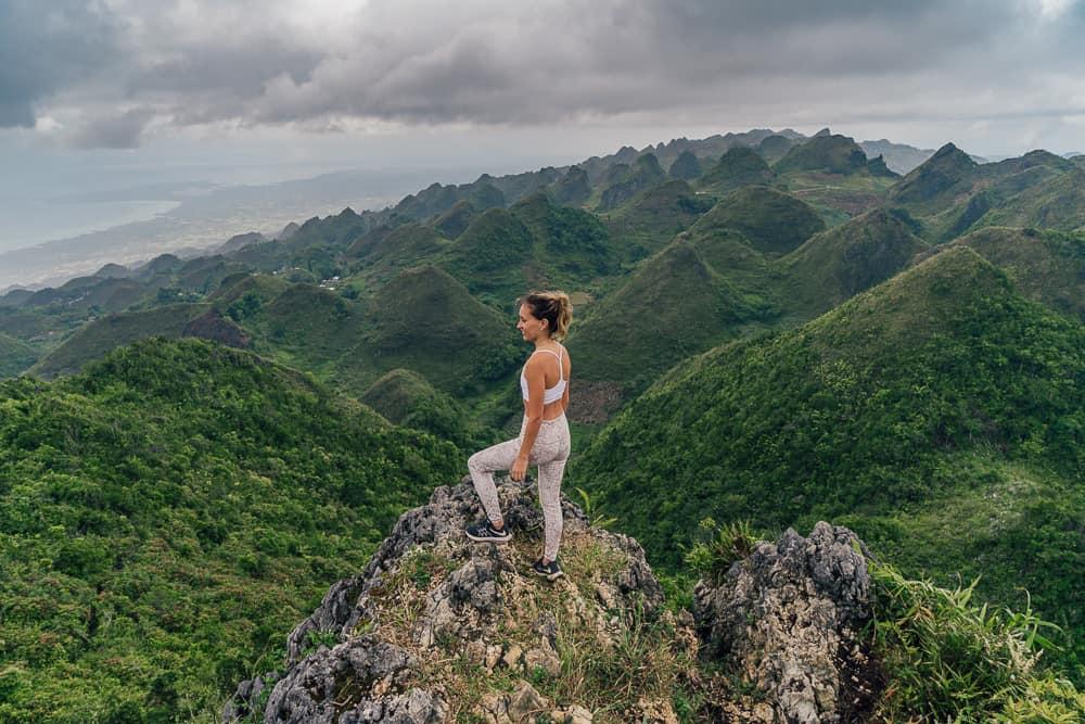 Casino peak, casino peak Cebu, lugsangan peak, osmena peak, things to do in cebu, cebu tourist spots, cebu itinerary, south cebu itinerary, hikes in Cebu, Cebu hiking, south cebu