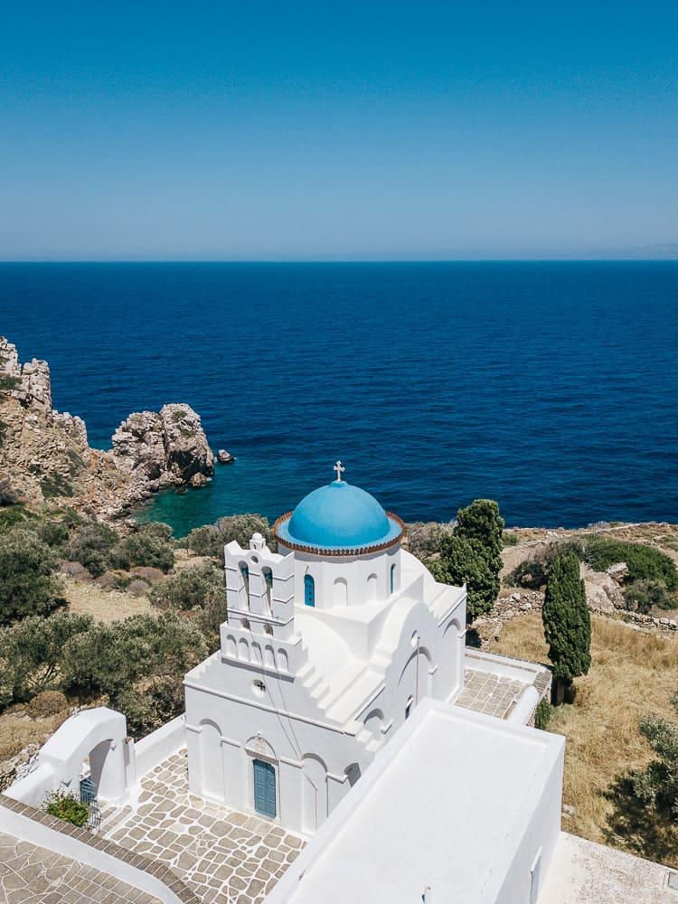 poulati church sifnos 2