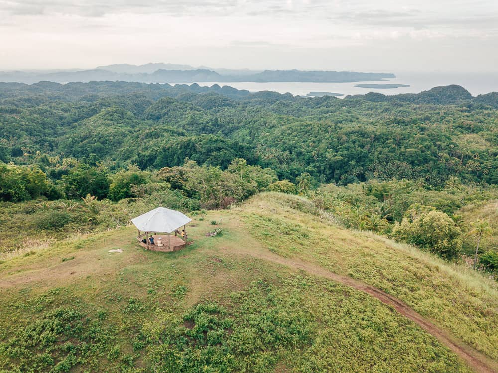 blue heaven viewpoint anda, things to do in anda