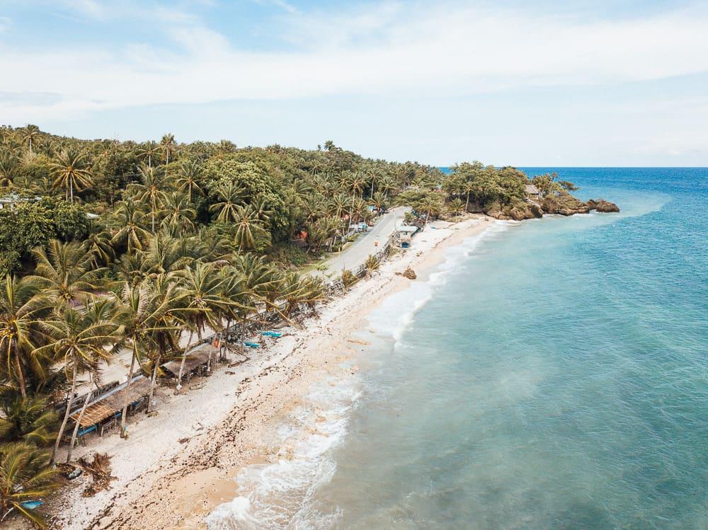 canuba beach, canuba beach jagna, canuba beach in bohol, canuba, bohol beaches