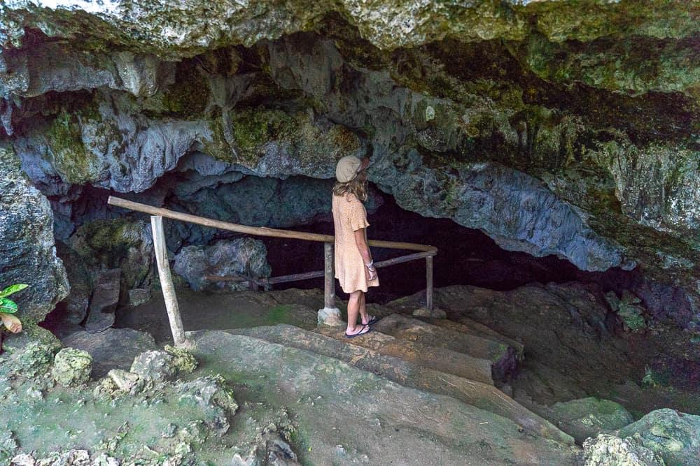 combento cave pool, combento cave, combento cave pool anda, anda cave pools