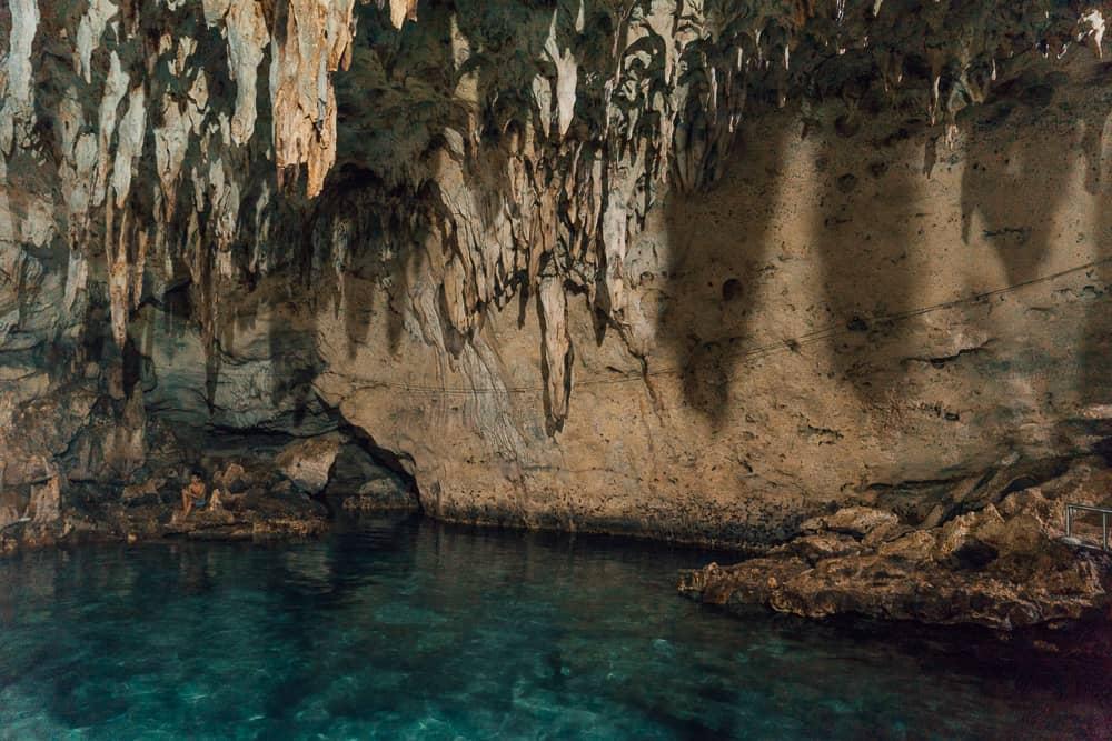 hinagdanan cave, hinagdanan cave bohol, hinagdanan cave panglao