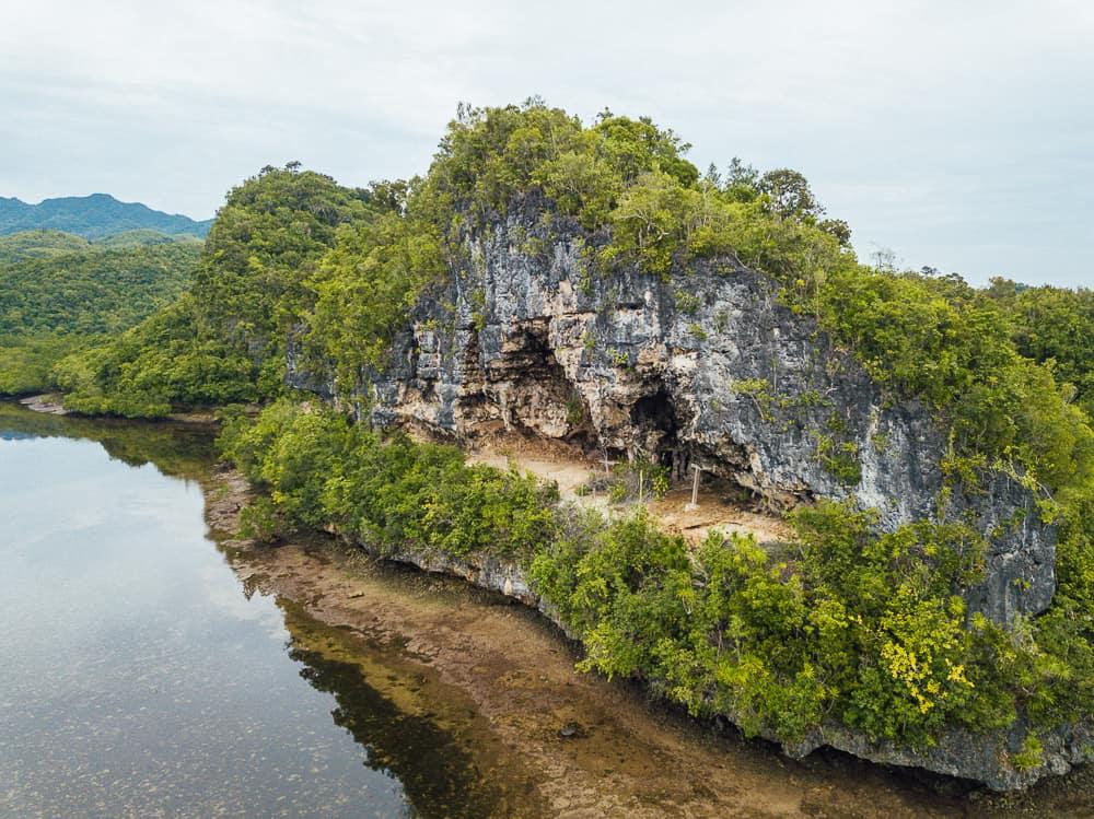 lamanok island bohol