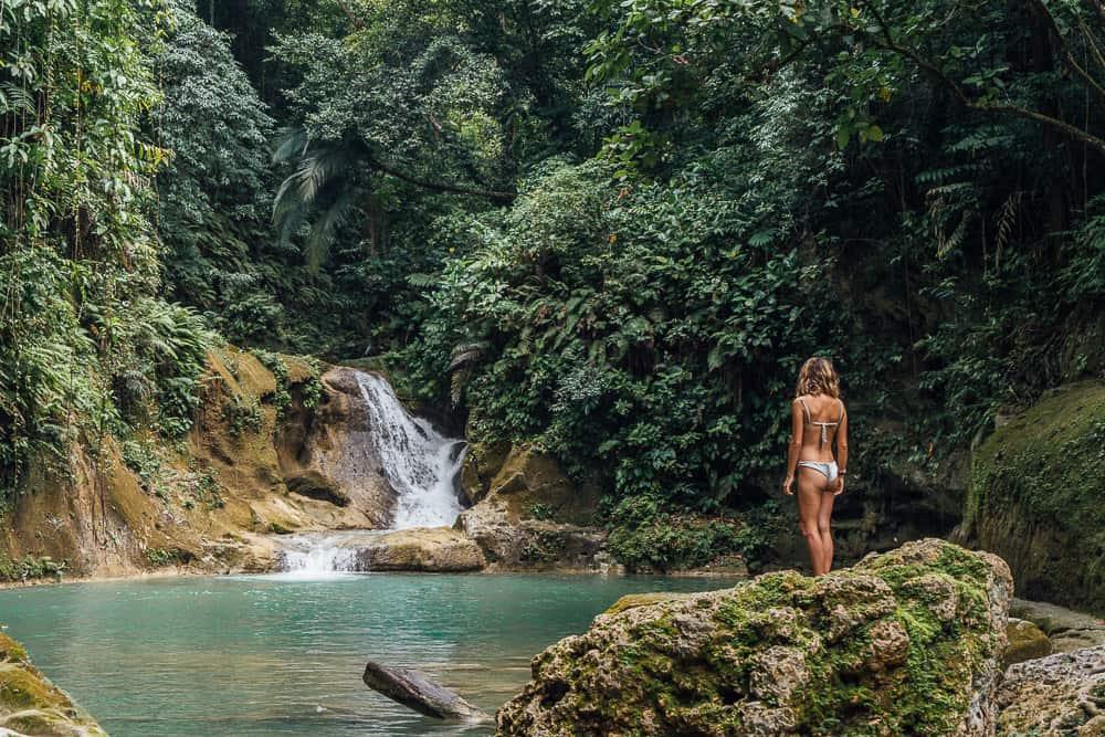mag aso falls, magaso falls, mag aso falls bohol, mag aso falls in bohol, bohol waterfalls, best waterfalls in bohol