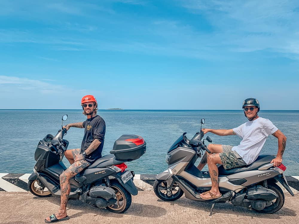 camiguin scooter 2