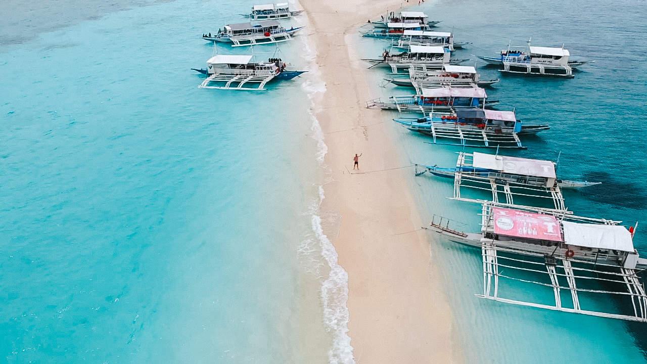 kalanggaman island